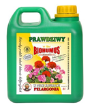 Biohumus do pelargonii